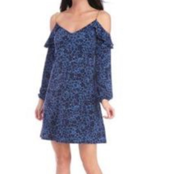 Michael Kors Dresses & Skirts - NWT Michael Kors Cold Shoulder Dress $125